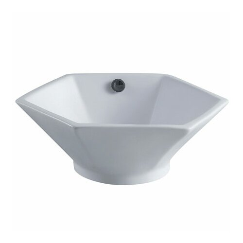 Elements of Design Metropolitan Bathroom Sink