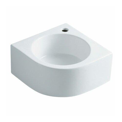 Manhattan Bathroom Sink in White