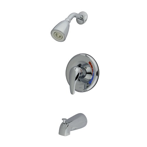 Elements of Design Thermostatic Tub / Shower Faucet