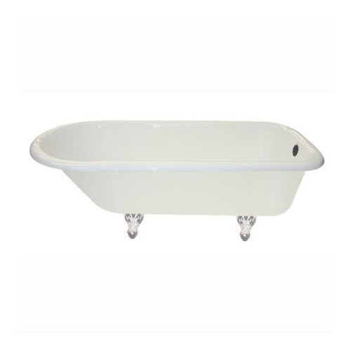 "Elements of Design 67"" x 30"" Bathtub"