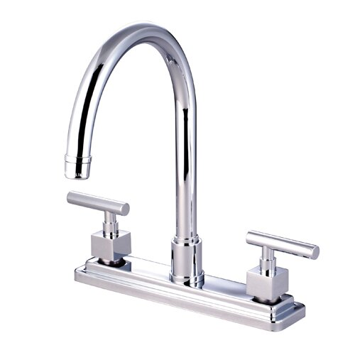 Rio Double Handle Kitchen Faucet