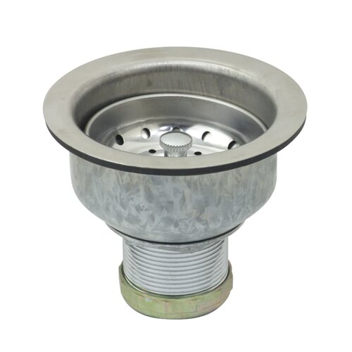 Elements of Design  Double Cup Basket Strainer