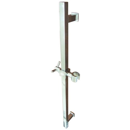 "Elements of Design Claremont 22"" Square Brass Slide Bar"