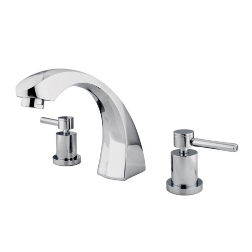 Elements of Design South Beach Double Handle Roman Tub Filler