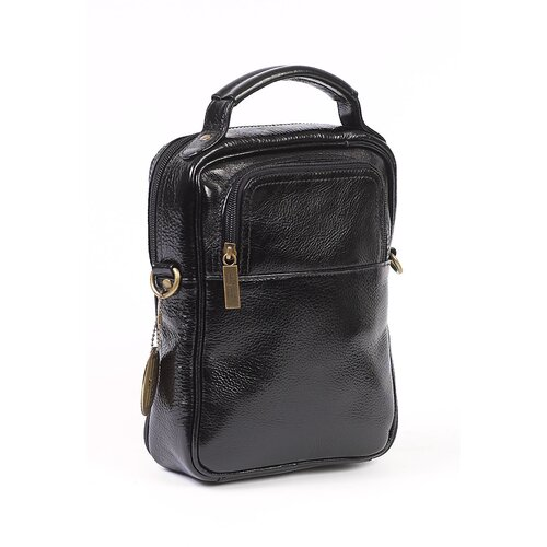 Claire Chase Medium Italian Man Shoulder Bag