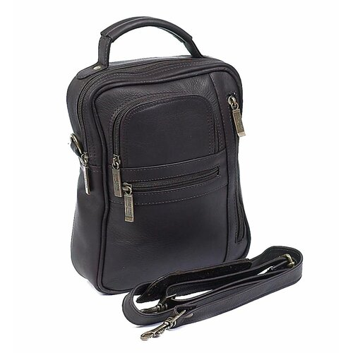 Medium Man Shoulder Bag