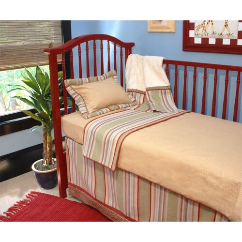 Safari Toddler Coverlet and Pillow