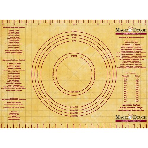 Magic Dough Non-Slip Pastry Mat