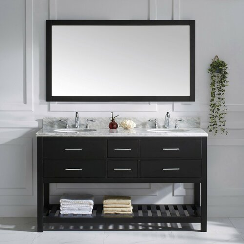 Image Result For Caroline Estate Double Vanity With Mirrors