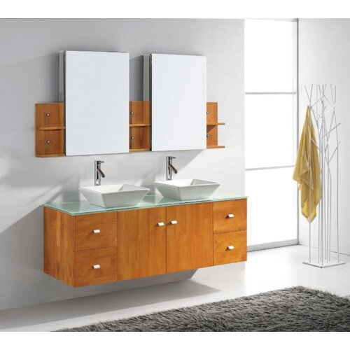 Wonderful Ultra Modern Series 36quot Single Bathroom Vanity Set With Mirror By