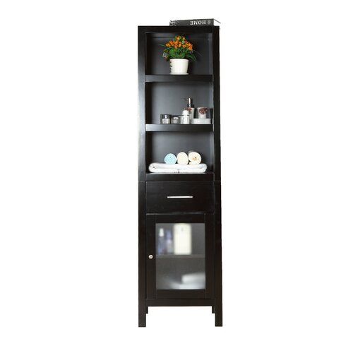 Virtu Wilson 1 Drawer Side Cabinet