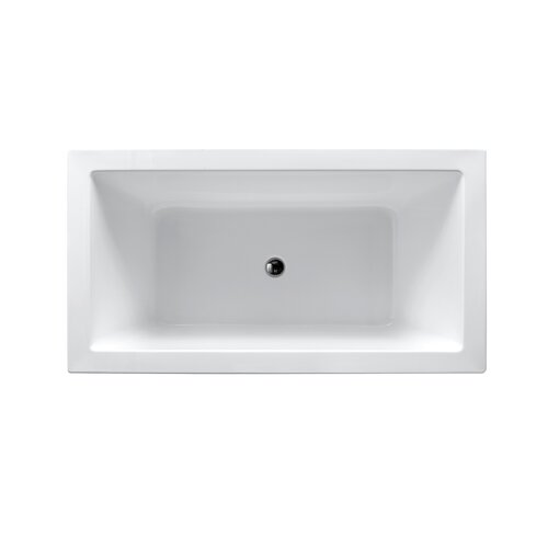 "Virtu Serenity 67"" x 32"" Bathtub"
