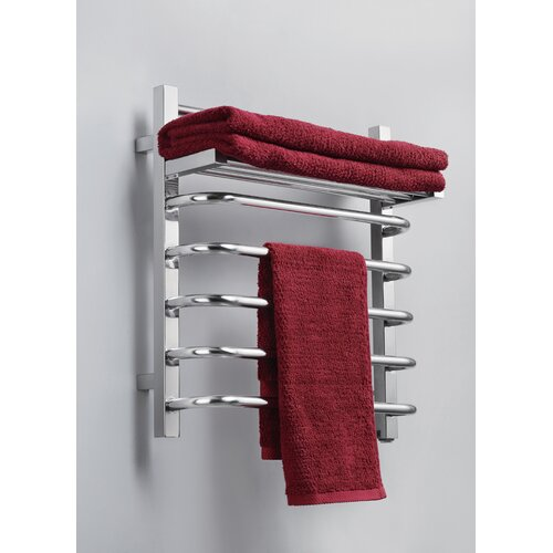 Virtu Koze Wall Mount Electric Towel Warmer & Reviews | Wayfair