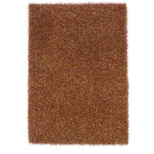 Linon Rugs Confetti Rose/Apple Green Mix Rug