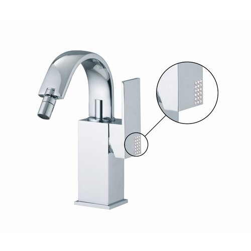Brick Chic Single Handle Horizontal Spray Bidet Faucet