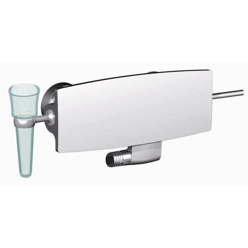 Fima by Nameeks De Soto Wall Mount Shower Faucet