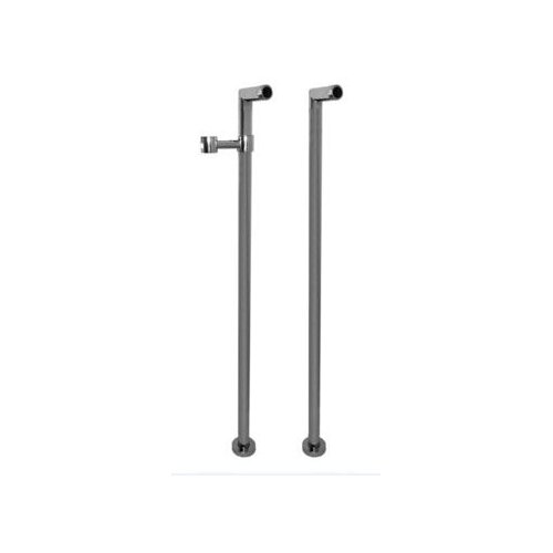 Free Standing Bath Supplies Tub Faucet (Set of 2)