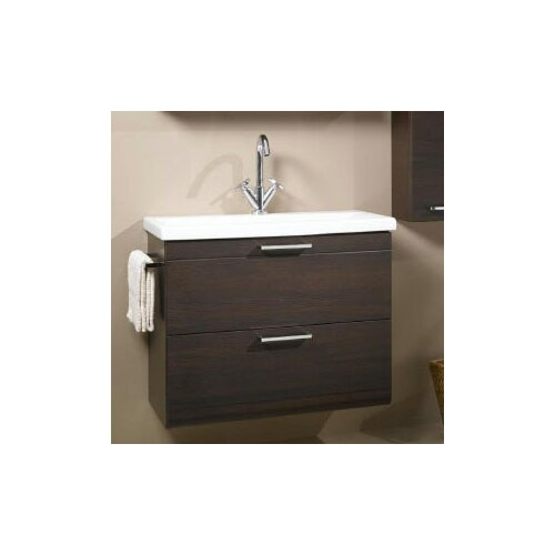 "Iotti by Nameeks Luna 32"" Fitted Ceramic Vanity Top"