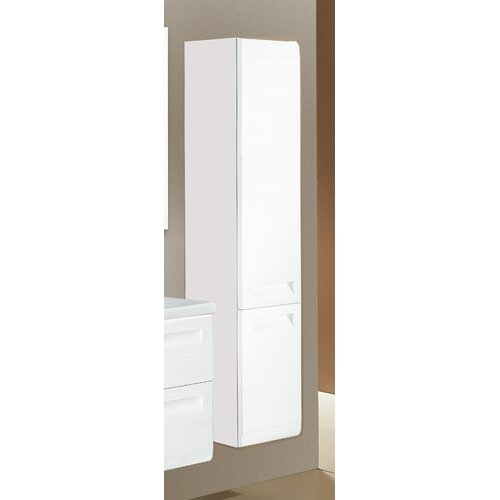 Integral Tall Storage Cabinet