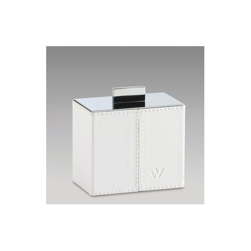 Box Metal Lineal Bathroom Jar
