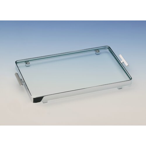 "Windisch by Nameeks 9.6"" x 6.1"" Box Crystal Tray"