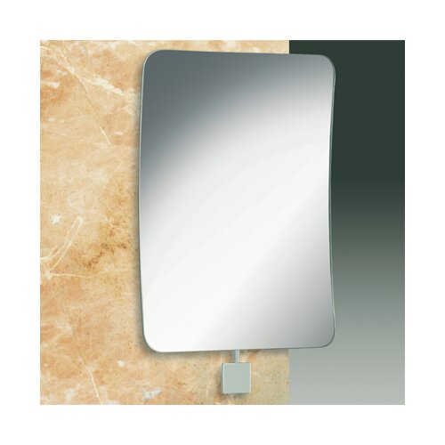 Windisch by Nameeks One Face Wall Mounted 3X Magnifying Mirror