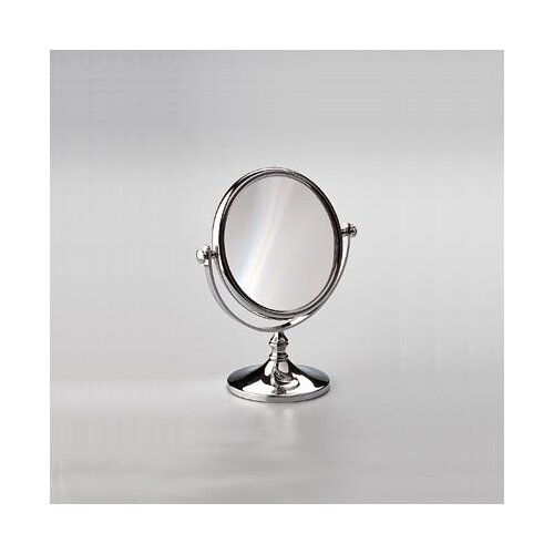 Windisch by Nameeks Free Standing 3X Magnifying Mirror