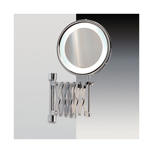 Fluorescent Light 3X Magnifying Mirror