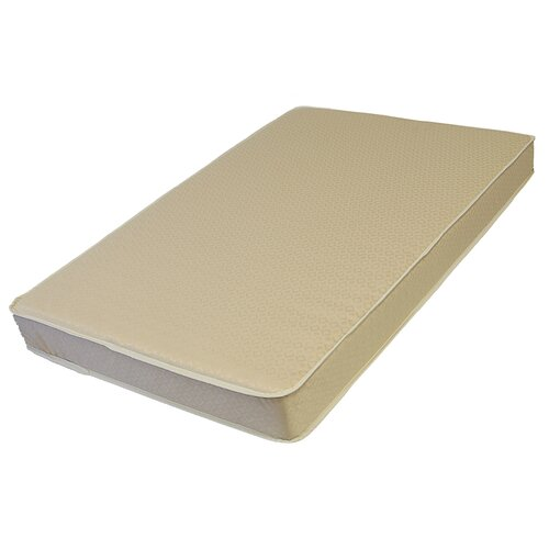 L.A. Baby Organic Cotton Layer Crib Mattress