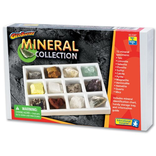 Educational Insights GeoSafari Mineral