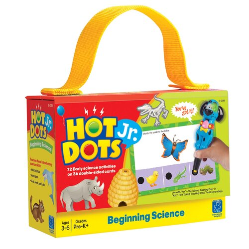 Educational Insights Hot Dots Jr. - Beginning Science