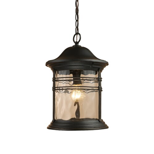 Landmark Lighting Madison 1 Light Mini Pendant