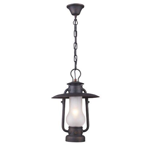 Landmark Lighting Chapman 1 Light Outdoor Pendant