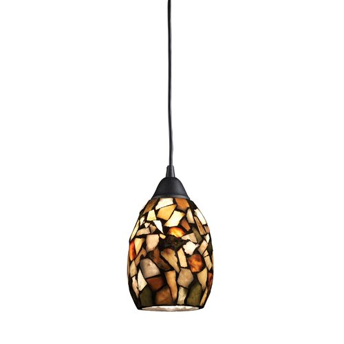 Landmark Lighting Trego 1 Light Mini Pendant