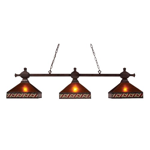 Santa Fe3 Light Pendant
