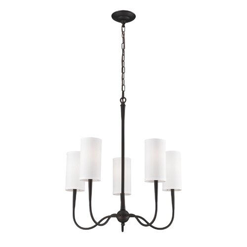 Landmark Lighting Richmond 5 Light Chandelier
