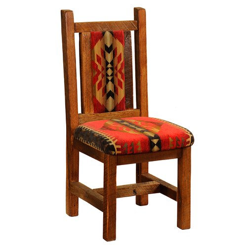 Artisan Barnwood Side Chair