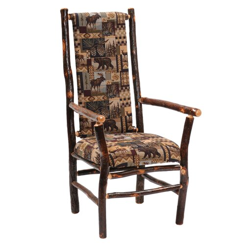 Fireside Lodge Hickory Armchair