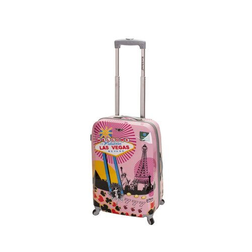 """Rockland 20"""" Hardside Spinner Suitcase"""