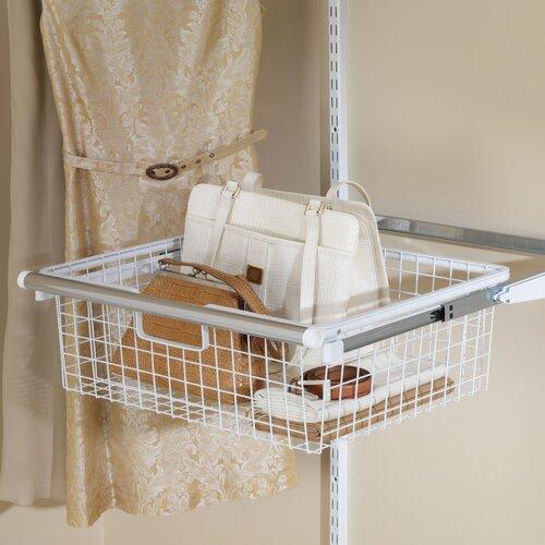 Rubbermaid Configurations Sliding Basket