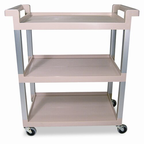 "Rubbermaid 36"" Commercial Service Cart"