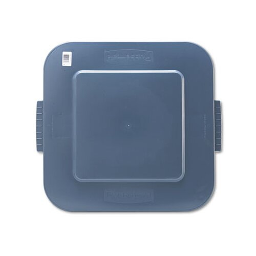 """Rubbermaid Commercial Square Brute Lid, 26"""" Wide"""