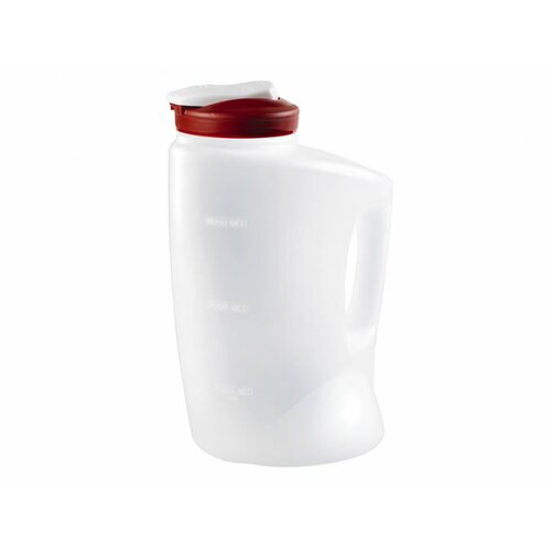 Rubbermaid 1 Gallon Seal'N Save Pitcher in Clear