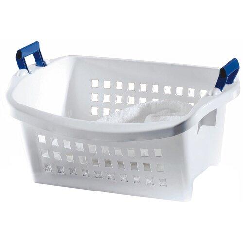 Rubbermaid Hip Hugger Laundry Basket Amp Reviews Wayfair
