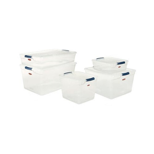 Rubbermaid Clever Store Storage Bin
