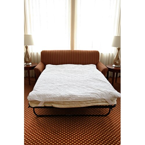 Hudson Medical Foam Sofa Bed Mattress Pillow Top