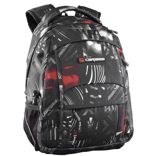 Force Signature Print Day Backpack