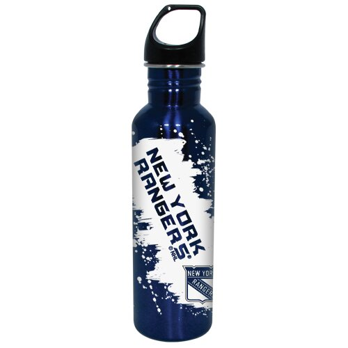 Hunter Licensed Sports NHL 26 Oz Stainless Steel Water Bottle