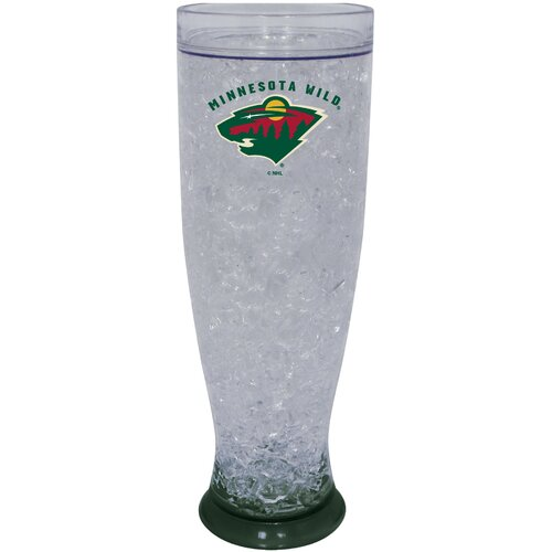 Hunter Licensed Sports NHL Ice Pilsner Glass