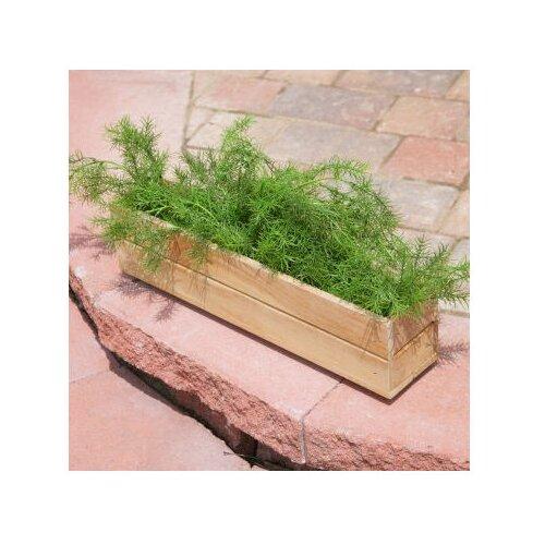 Rectangular Window Box Planter